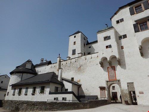 73764  fortezza hohensalzburg