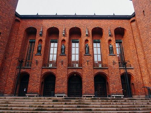 73799  stockholm city hall