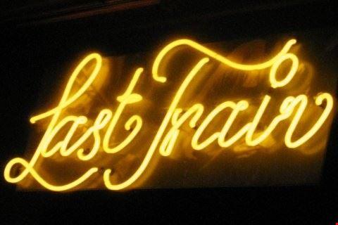 last train bar