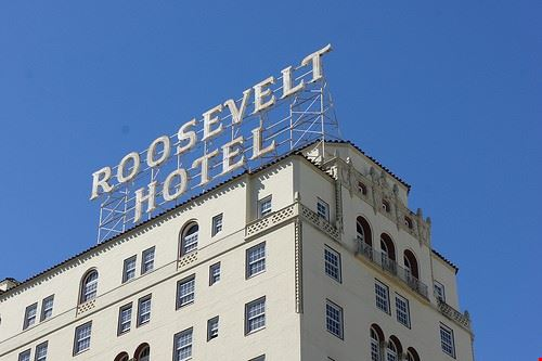 73967  hollywood roosevelt hotel