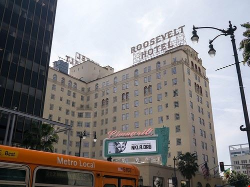 Foto hollywood roosevelt hotel a los angeles 500x375 for Roosevelt hotel san diego
