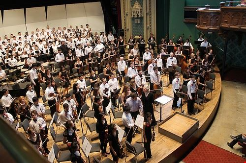 74216  chicago symphony orchestra