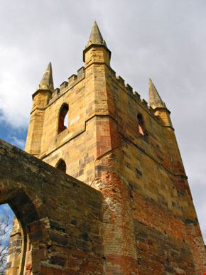 hobart castello coloniale