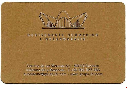 74316  ristorante submarino