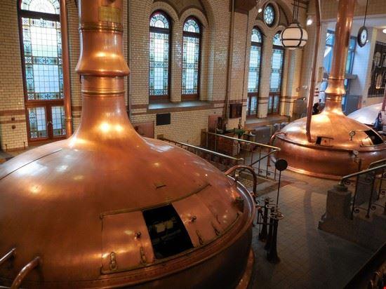 74344 amsterdam fermentatori di rame heineken