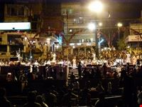 cerimonia a ganga varanasi