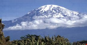 Nature beauty Kilimanjaro