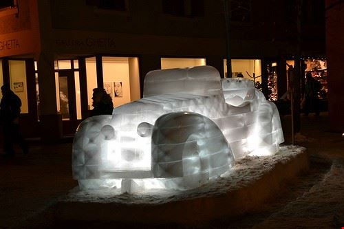 art in ice