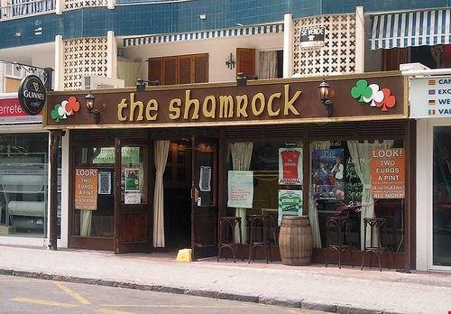 74731  shamrock inn