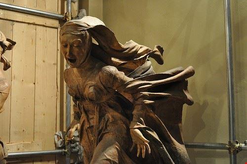 74753  il compianto di cristo di niccolo dell arca a santa maria della vita