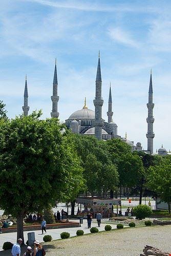 quartiere sultanahmet