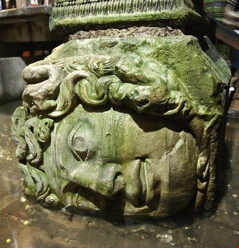la cisterna yerebatan sarayi