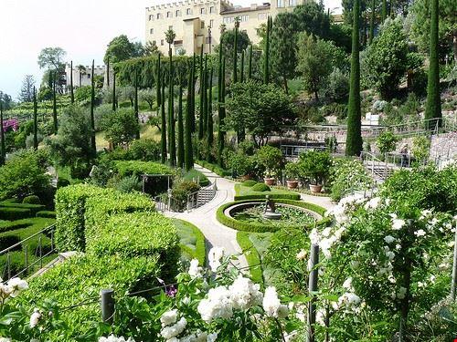 75321  trauttmansdorff i giardini di castel touriseum