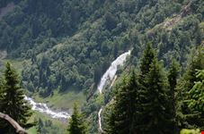 cascata parcines