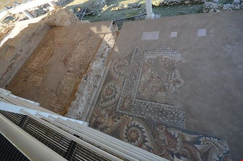 75778  villa romana del tellaro