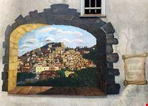 il percorso dei murales