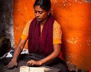 shri lakshmi bhati rajendra singh artigianato indiano