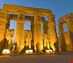Tempio di Luxor di notte