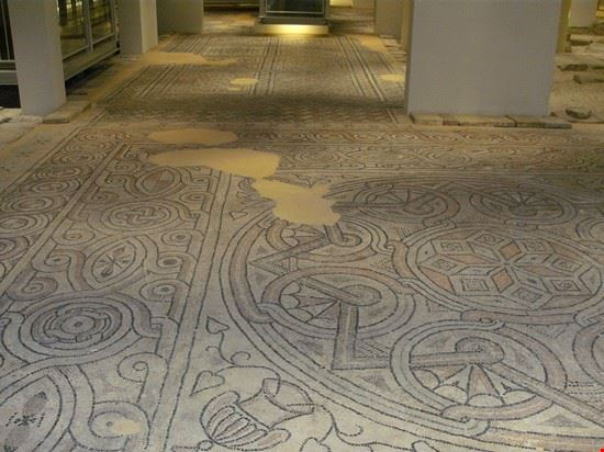 ravenna domus tappeti di pietra
