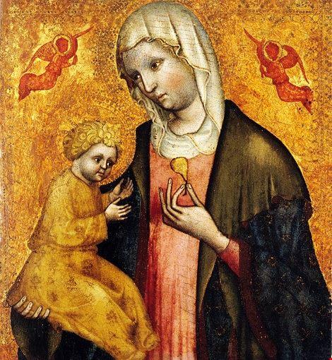 76367 forli cesena pinacoteca di cesena la madonna della pera attribuita a bitino da faenza o alla sua bottega