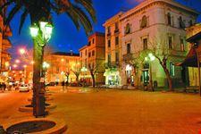 piazza margherita, olbia