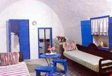santorini santorini oia interno casa radizionale