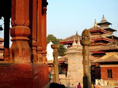 kathmandu templi