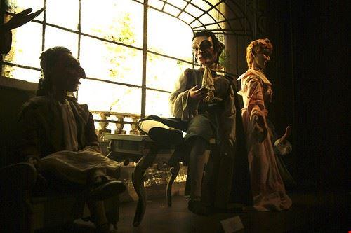 76861  il museo internazionale delle marionette