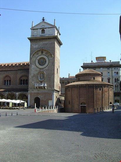 piazza mantova