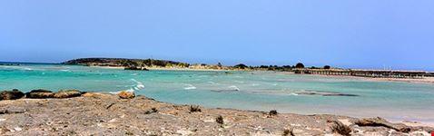 spiaggia di elafoniss