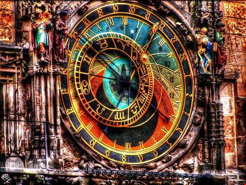 77258  l orologio astronomico