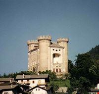 77368 aosta castello di aymavilles