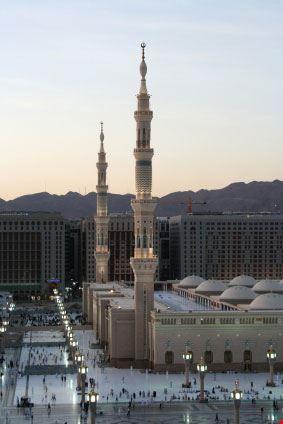 medina minareto
