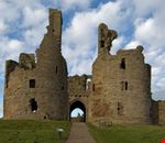 lancaster castello di dunstanburgh