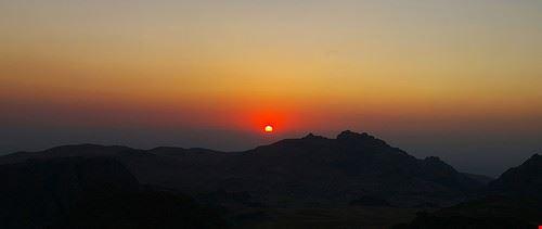 tramonto indimenticabile