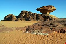deserto wadi rum