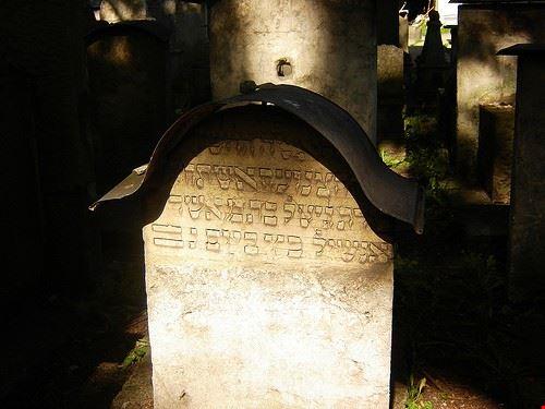 77763  il cimitero ebraico