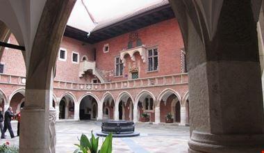 collegium maius krakow