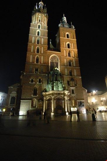 st. mary at night
