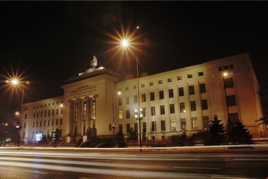 a night in krakow