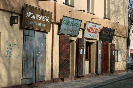 jewish stores in krakow