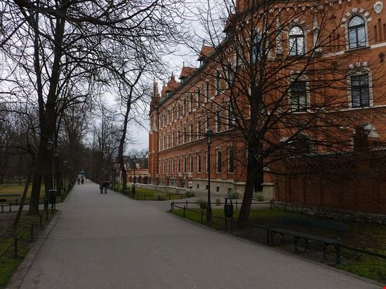 planty krakow