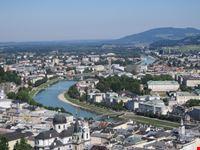 salisburgo vista citta