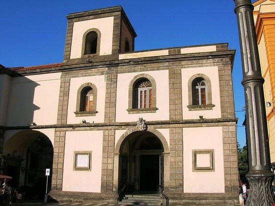 sorrento basilica di sant  antonino