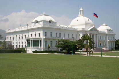 port-au-prince palazzo del governo