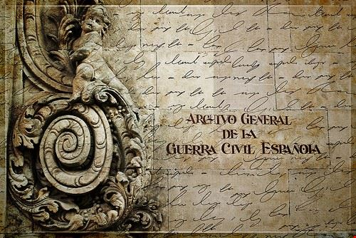 archivio generale della guerra civile spagnola