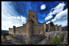 segovia castillo de pedraza