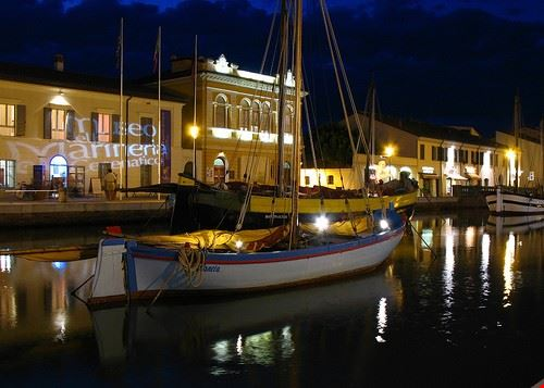 comune di viareggio museo della marineria