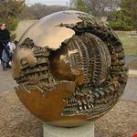 pomodoro scultura