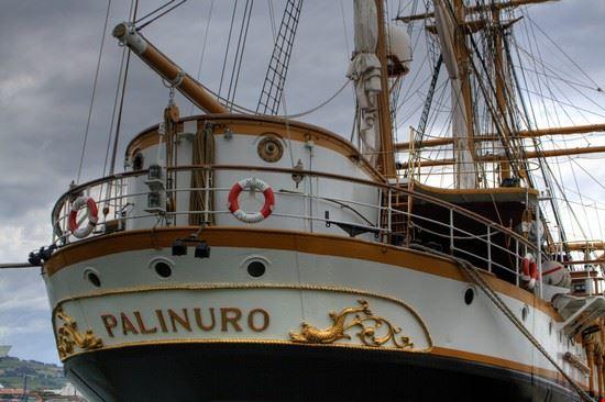palinuro barca